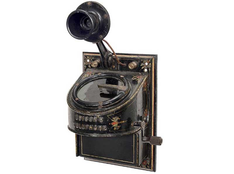 Edison Phone