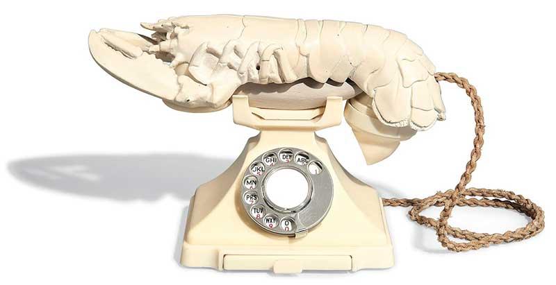 Lobster phone