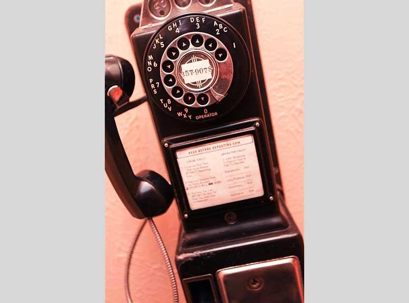 Buddy Holly phone