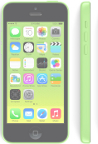 iPhone 5C Cricket Green