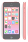 iPhone 5C Cricket Pink
