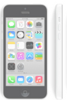 iPhone 5C Cricket White