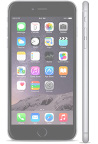 iPhone 6 Plus Factory Unlocked Gray