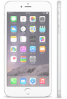 iPhone 6 Plus Factory Unlocked Silver