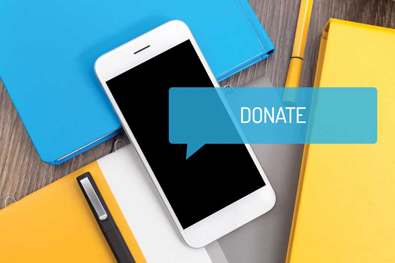 Where to donate your phone to charity