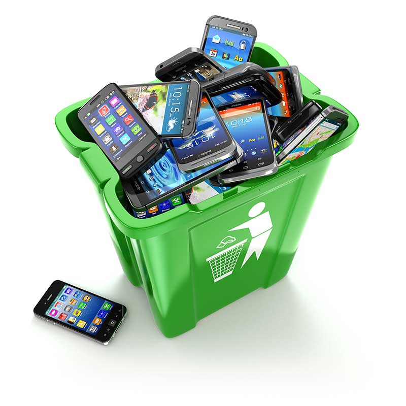 Recycle Your Phone: The Essential Guide to Why, How, When and Where to Properly Dispose of Your Smartphone - Articles by Flipsy