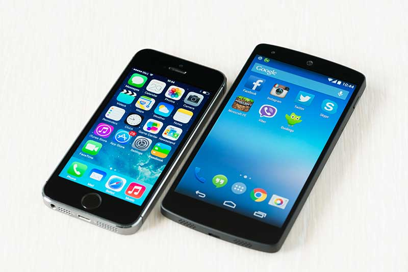 Switch from iPhone to Android