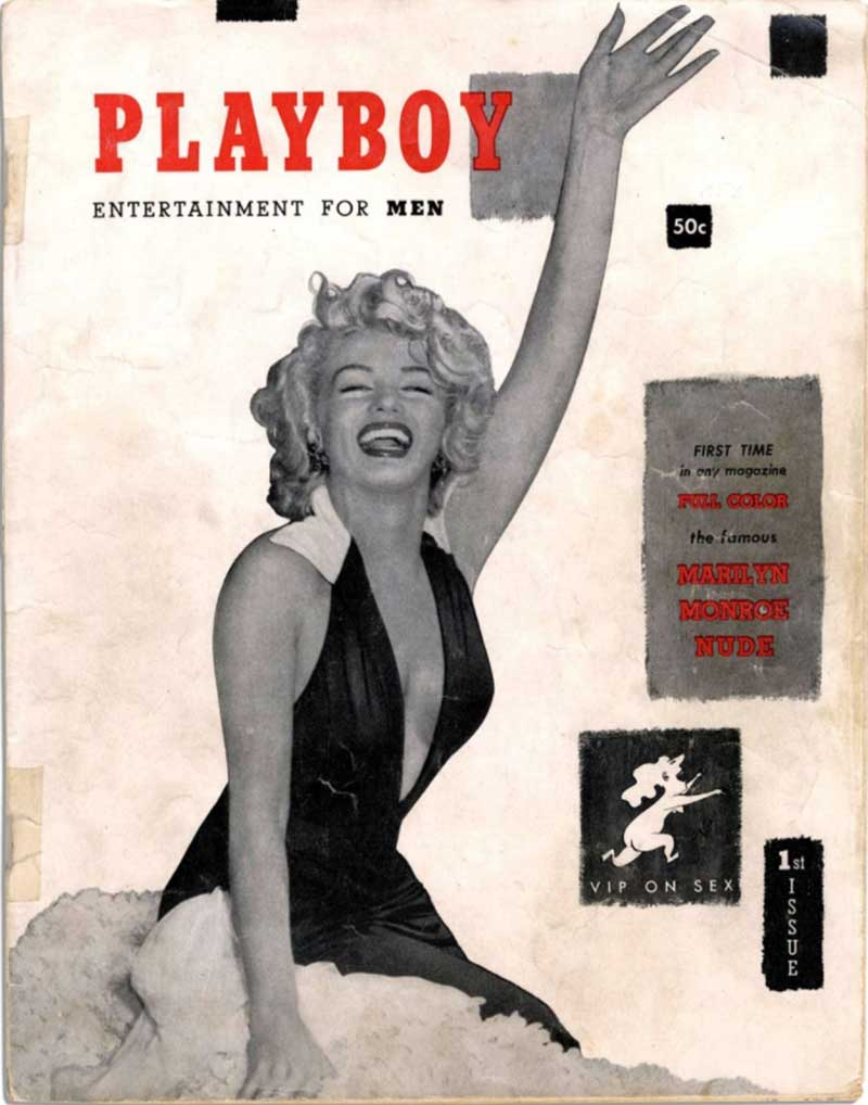 First Playboy Magazine