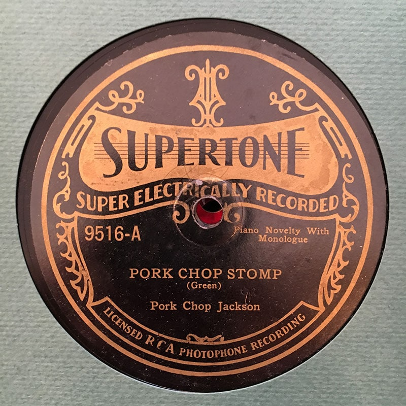 Pork Chop Stomp