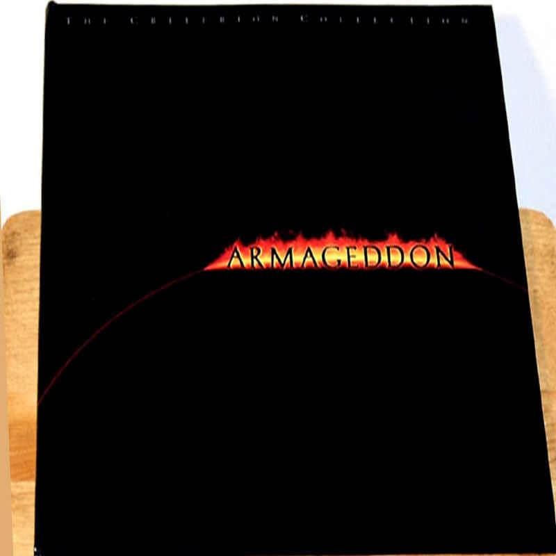 Criterion Armageddon LaserDisc