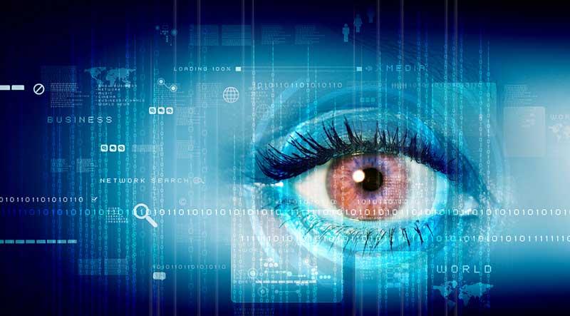 future phone eye