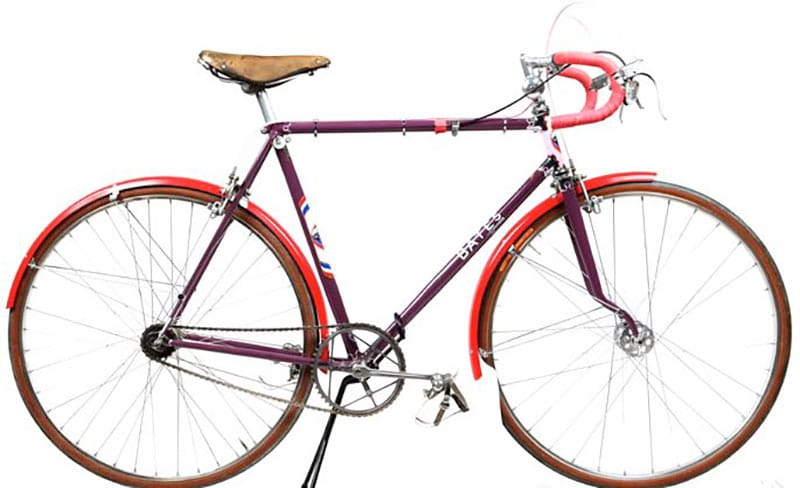 Horace Bates vintage bicycle
