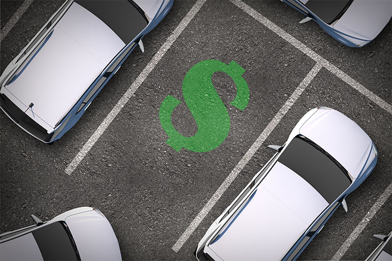 Your Parking Spot Could Be Worth Thousands – Here's How to Sell It