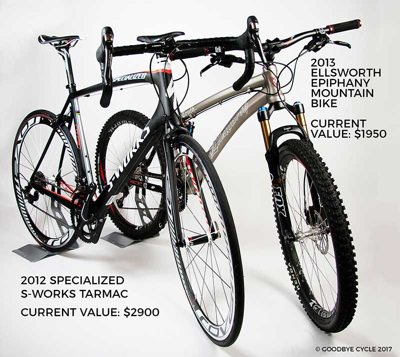 What S Your Bike Worth Find Bicycles Values Where To Sell Bikes For Cash On Flipsy