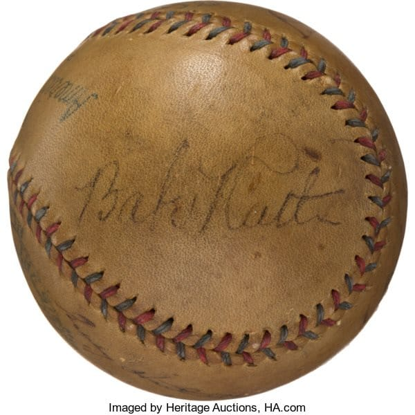 515054480 Is Your Autographed Baseball Worth $100,000? How to Sell Autographed ...