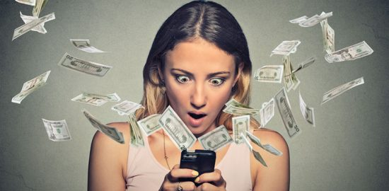 The $75,000 cell phone bill & the $5,300 iPhone: Will smartphones rob your retirement?