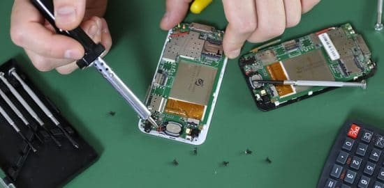Phone Repair Employment Options Compared