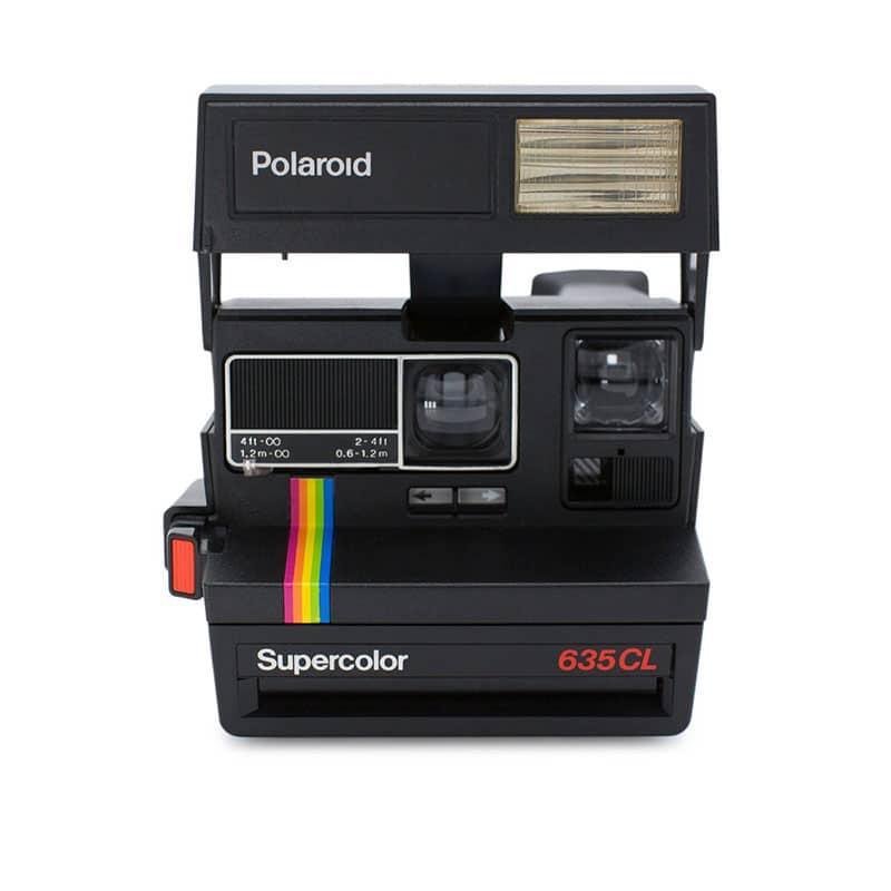Polaroid 600 Supercolor