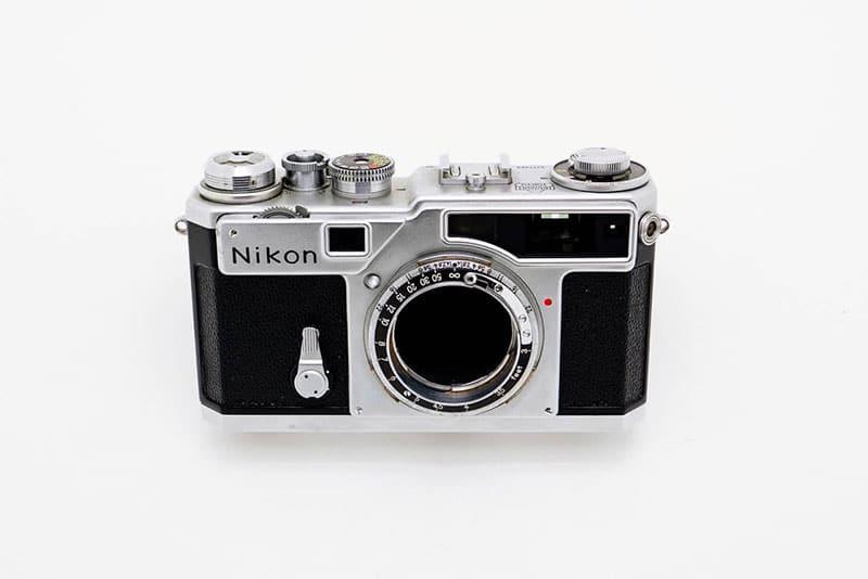 Nikon SP Chrome Body
