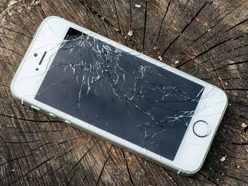 Broken iPhone? Here's What You Can Do