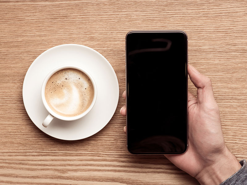 The latest iPhone for two lattes a month?