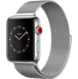 Sell Apple Watch Series 3 Steel Cellular Cash & Trade-in price comparison